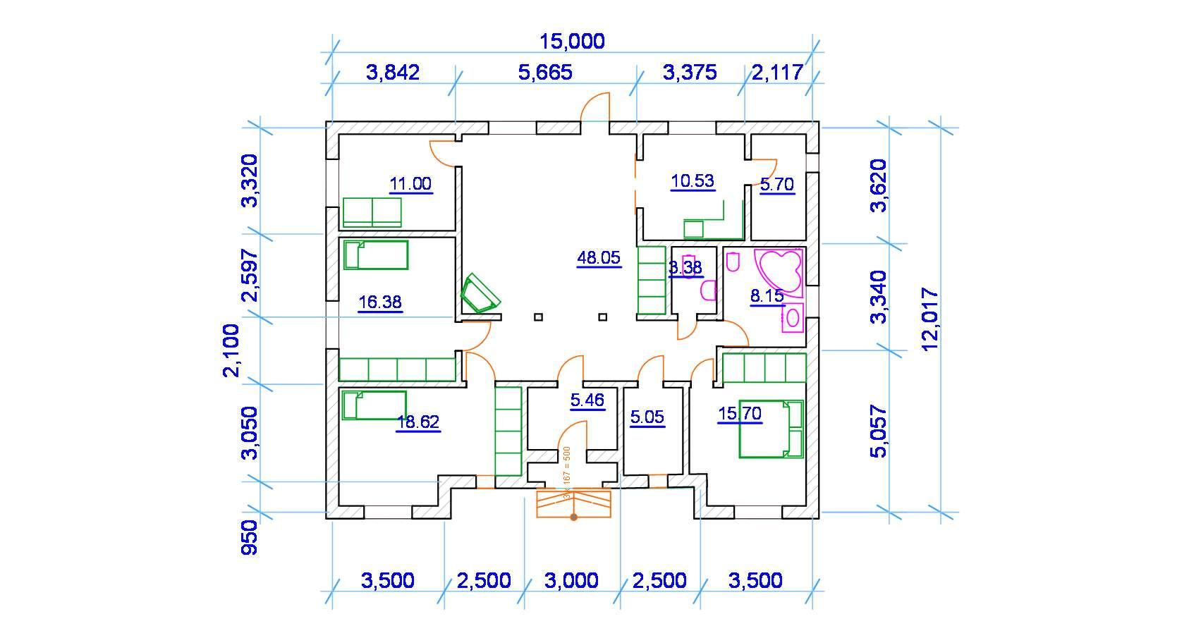 Нажмите на изображение для увеличения Название: House7-9-plan.jpg Просмотров: 363 Размер:106.7 Кб ID:234305